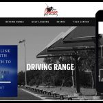 Joe Caruso's Golf Academy's Responsive Website Design Desktop and Mobile Version
